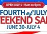 4th of July - Slider