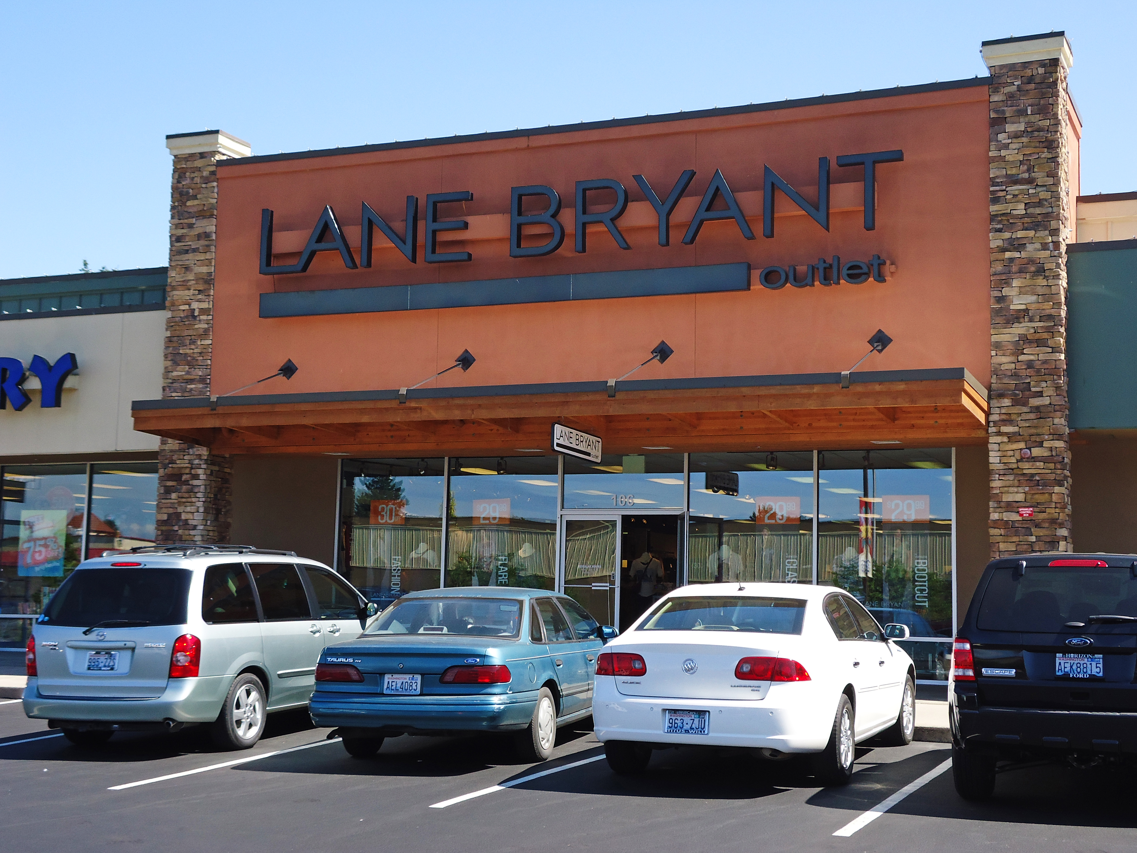 Lane Bryant is the most recognized name in plus-size clothing, and our emphasis on fashion and fit – not merely size – makes us a style leader. a Lane Bryant exclusive, Cacique plus size intimates are famous for the fit solutions and fashion styling they offer in bras, panties, sleepwear and more.