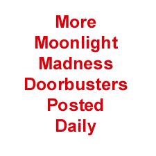More Doorbusters